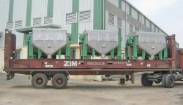 paper machine exports folded thickners