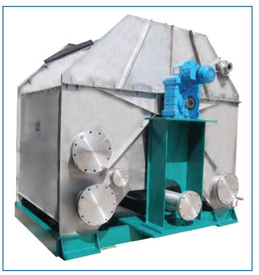 disc thickener for paper machine
