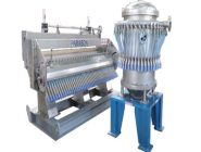 head box paper making machine