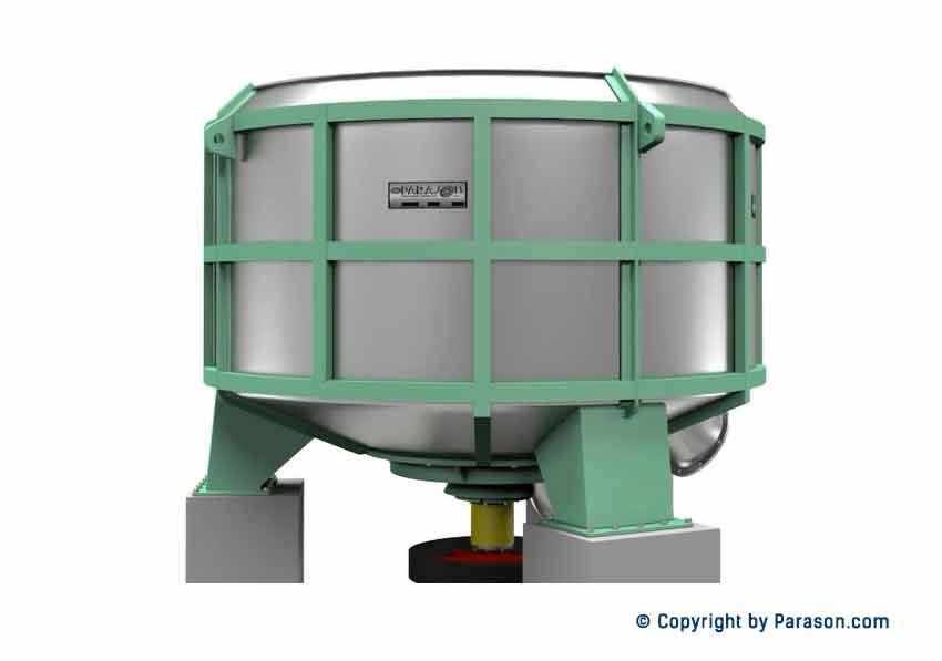 Low Consistency Pulper for Paper Mill