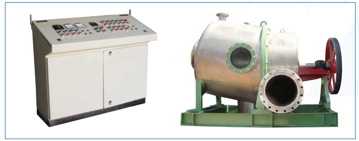 dilution pulper for pulp & paper machinery