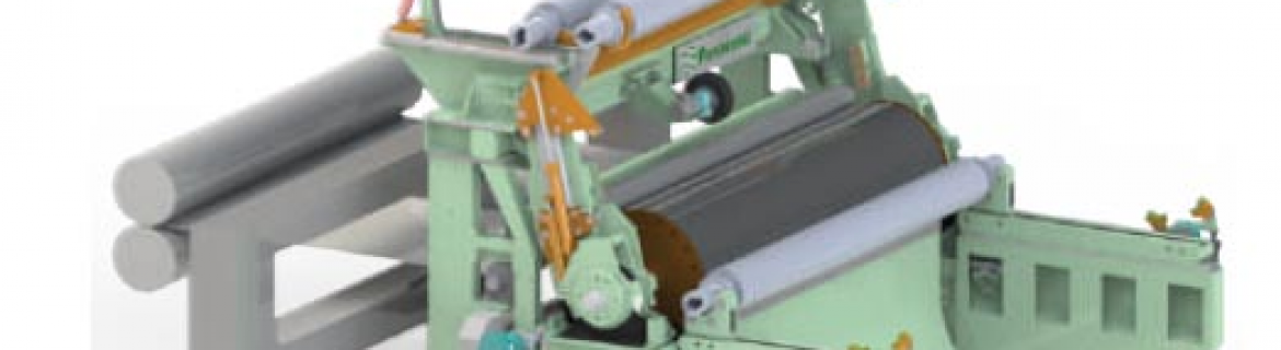 pope reel automation paper machine manufacturers