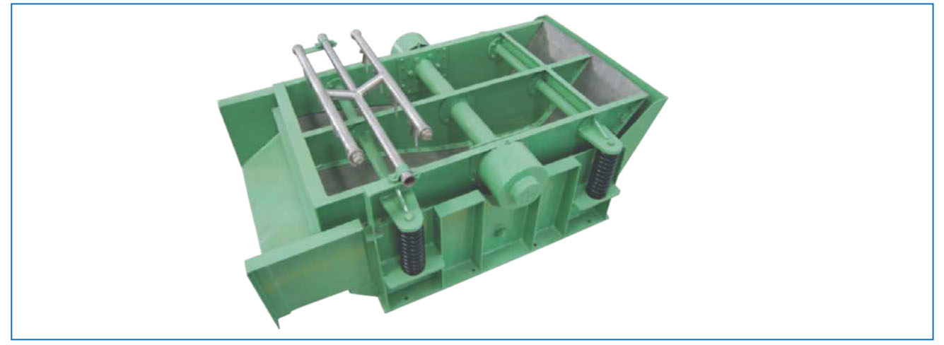 slotted viberating screen for paper machine