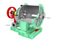 turbo separator pulping equipment