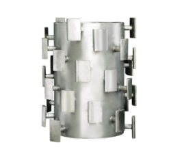 screen rotors for consistency screen spare part