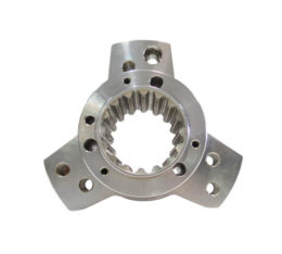 spare part shaft hub splined for paper machine