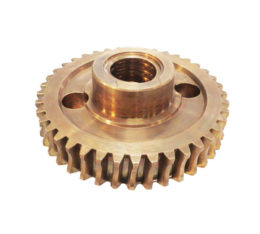 worm gear for paper making machine