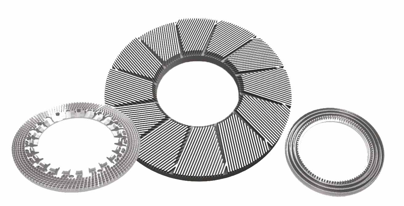 refiner fillings discs for paper making machine