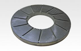 refiner fillings disc by paper machine manufacturer