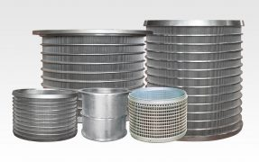 all types of Screen Baskets by paper machine manufacturing