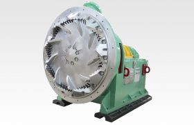 pulvarizer by paper machine manufacturing