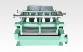 vibrating screen developed by paper machine manufacturer