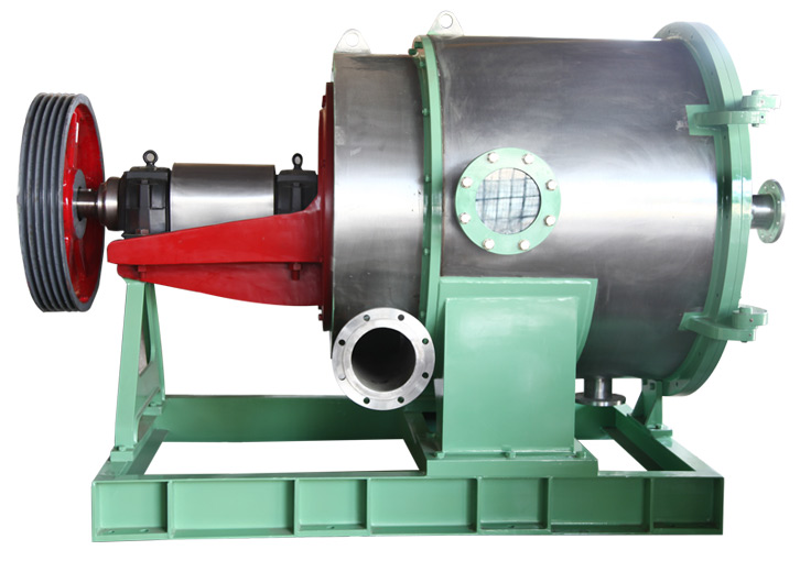 paper mill machinery turbo separator