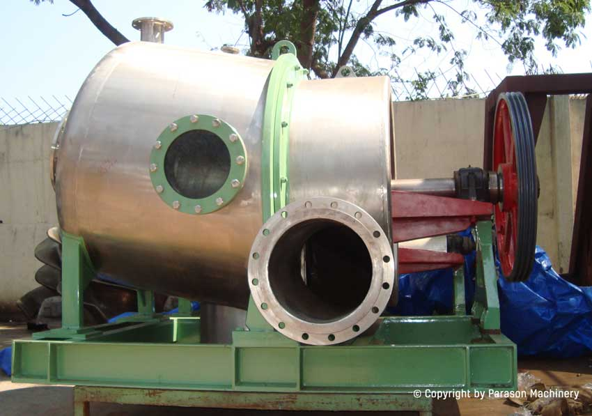 dilution pulper paper pulp machinery