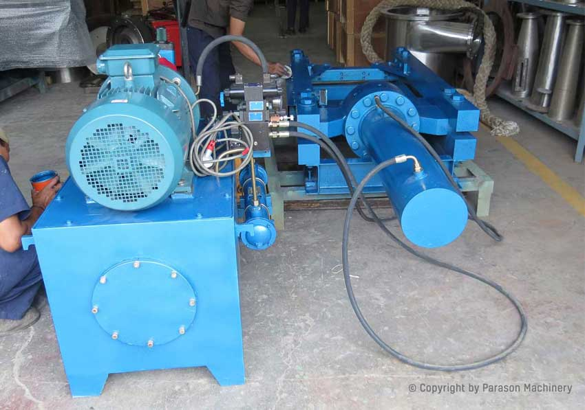 rope cutter de lignification pulping machinery