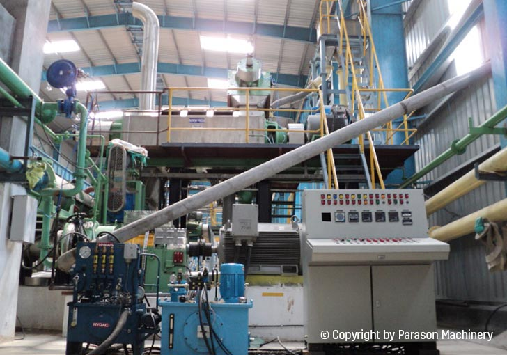 disperser tissue paper machine