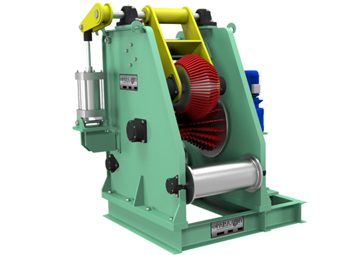 pulp paper machinery ragger