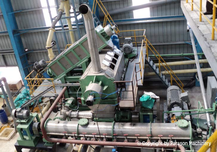 reject sorter tissue paper machine