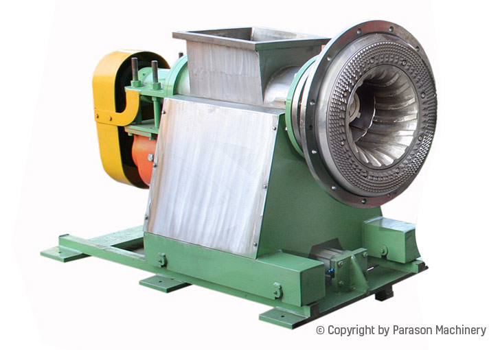 hot disperser paper machine components