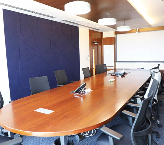 conference meeting room parason machinery