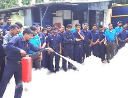 fire safety program parason machinery