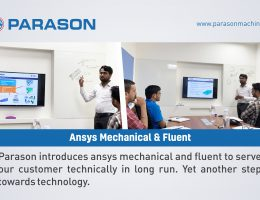 Parason Introduces Ansys Mechanical and Fluent