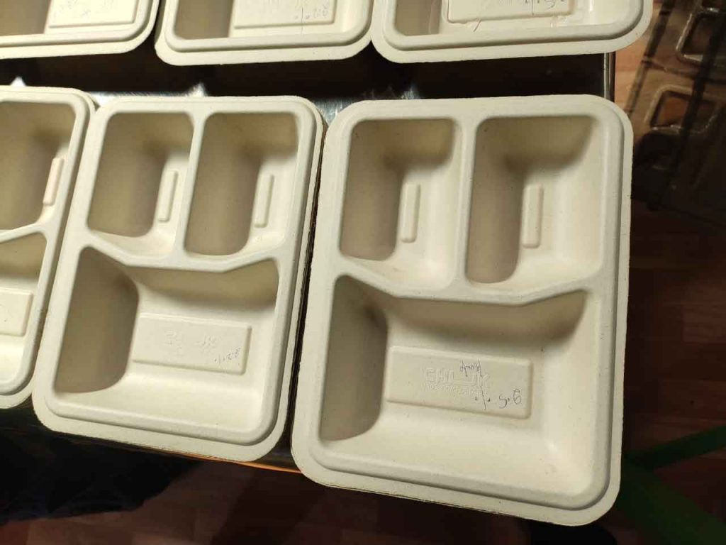 Kuber Ploy Paper Mill Paper food Containers