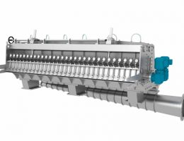 Pressurized HeadBox for Paper Mill