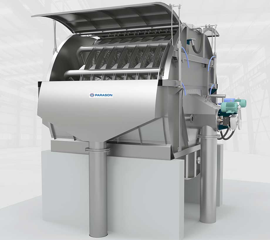 High Consistency Disc Filter By Parason
