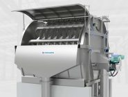 Parason High Consistency Disc Filter for Kraft Paper Mill